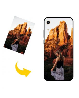 Customized HONOR Play 8A Phone Case with Your Photos, Texts, Design, etc.