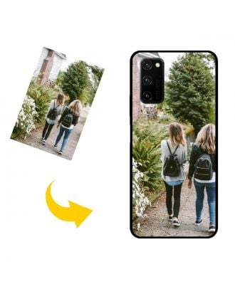 Custom Made HONOR V30 Pro Phone Case with Your Own Photos, Texts, Design, etc.