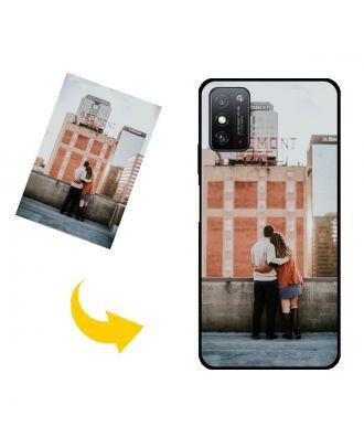 Aangepast HONOR X10 Max 5G telefoonhoesje met uw eigen ontwerp, foto's, teksten, etc.