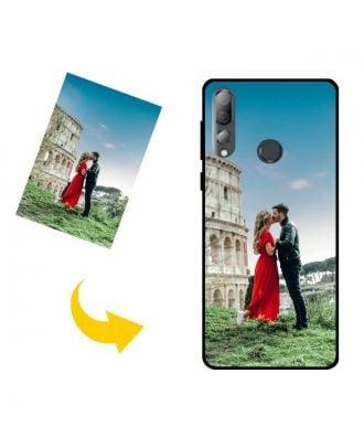 Carcasa personalizada para teléfono HTC Desire 19s con su propio diseño, fotos, textos, etc.