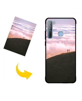 Personalized HTC Desire 20 Pro Phone Case with Your Photos, Texts, Design, etc.