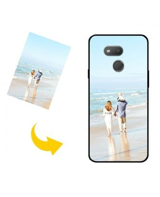 Gepersonaliseerd HTC Exodus 1s telefoonhoesje met uw foto's, teksten, ontwerp, etc.