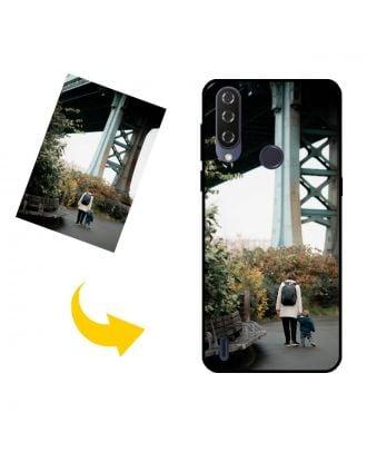 Personlig HTC Wildfire R70 telefonveske med bilder, tekster, design osv.