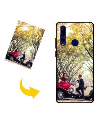 Kendi Fotoğraflarınız, Metinleriniz, Tasarımınız vb.İle Özel HTC Wildfire X Telefon Kılıfı