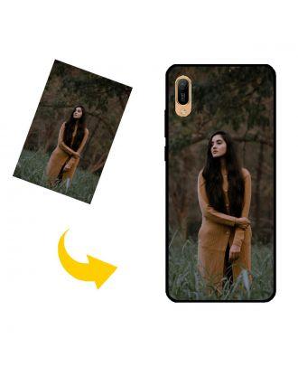 HUAWEI Enjoy 9e Púzdro na telefón vyrobené na mieru s vašimi fotografiami, textami, dizajnom atď.