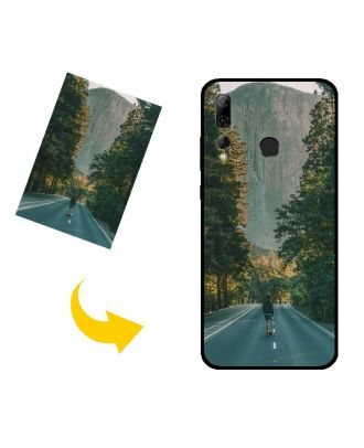 Personalized HUAWEI Enjoy 9s Phone Case with Your Own Photos, Texts, Design, etc.