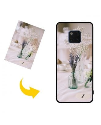 Customized HUAWEI Mate 20 Pro Phone Case with Your Photos, Texts, Design, etc.