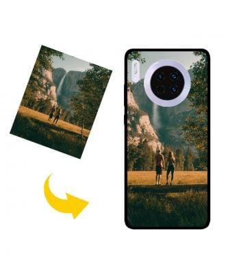 Prispôsobené HUAWEI Mate 30 5G puzdro na telefón s vašimi fotografiami, textami, dizajnom atď.