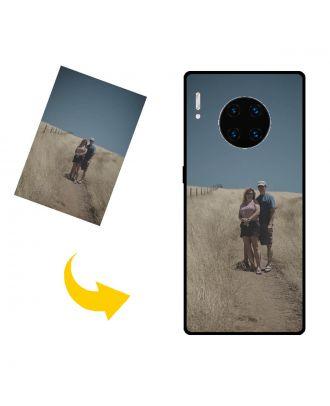 Персоналізований HUAWEI Mate 30 Pro 5G чохол для телефону з власним дизайном, фотографіями, текстами тощо.