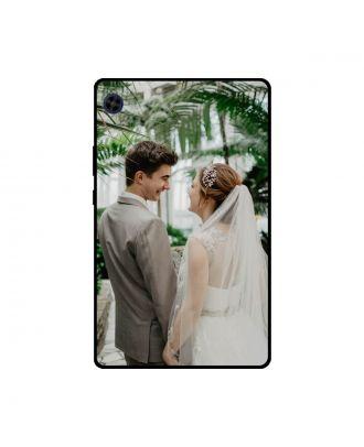 Skræddersyet HUAWEI MatePad T8 telefon taske med dine egne fotos, tekster, design osv.