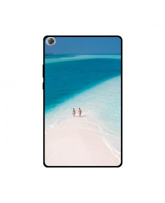 Henkilökohtainen HUAWEI MediaPad M5 Lite 8 puhelinkotelo, jossa on oma muotoilusi, valokuvasi, tekstisi jne.