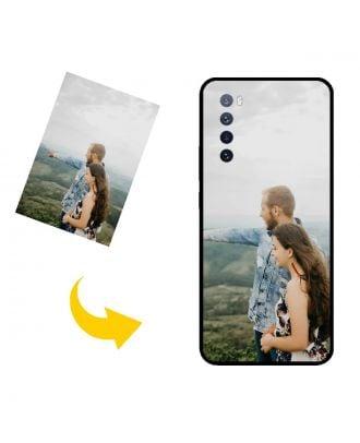 Personalizované HUAWEI nova 7 5G puzdro na telefón s vlastným dizajnom, fotografiami, textami atď.