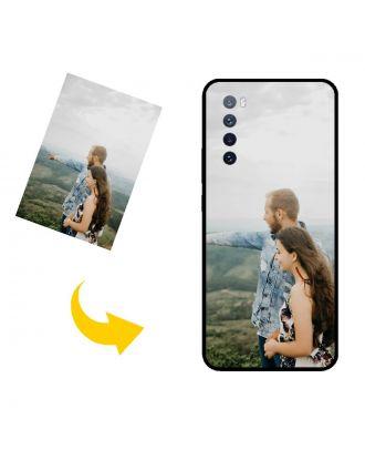 Personlig HUAWEI nova 7 5G telefonveske med eget design, bilder, tekster osv.