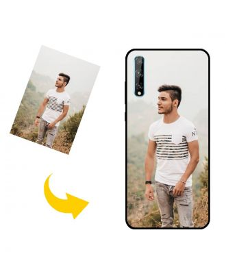 Custom HUAWEI P Smart S Phone Case with Your Own Photos, Texts, Design, etc.