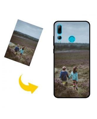 Mukautettu HUAWEI P Smart+ 2019 puhelinkotelo valokuvillesi, teksteillesi, suunnittelulle jne.