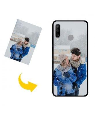 Індивідуальний HUAWEI P30 lite чохол для телефону з вашими фотографіями, текстами, дизайном тощо.