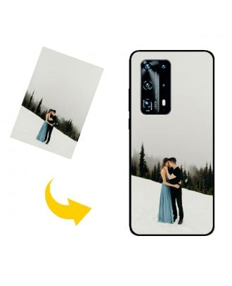 Customized HUAWEI P40 Pro+ Phone Case with Your Photos, Texts, Design, etc.