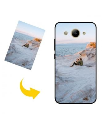 Custom HUAWEI Y3 (2018) Phone Case with Your Own Design, Photos, Texts, etc.
