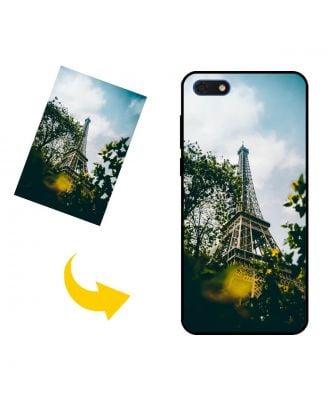 Персоналізований HUAWEI Y5 lite (2018) чохол для телефону з вашими фотографіями, текстами, дизайном тощо.