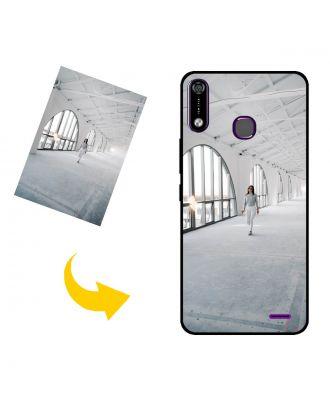 Tilpasset Infinix Hot 7 telefonveske med bilder, tekster, design osv.