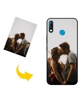 Skræddersyet Infinix Hot 8 Lite telefonkasse med dine fotos, tekster, design osv.