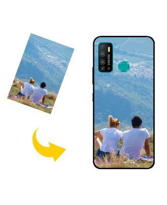 Tilpasset Infinix Hot 9 telefonetui med dine fotos, tekster, design osv.