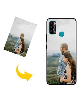 Tilpasset Infinix Hot 9 Play telefonveske med bilder, tekster, design osv.