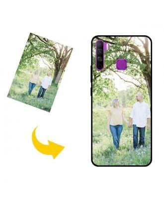 Infinix S5 lite Púzdro na telefón vyrobené na mieru s vašimi fotografiami, textami, dizajnom atď.