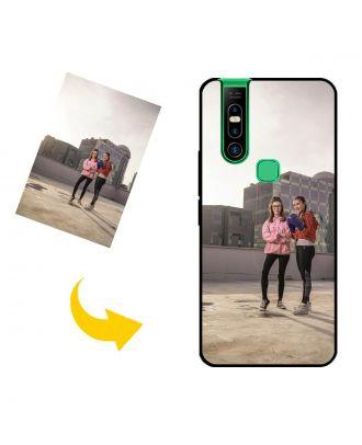 Kendi Fotoğraflarınız, Metinleriniz, Tasarımınız vb.İle Kişiselleştirilmiş Infinix S5 Pro Telefon Kılıfı
