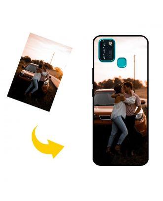 Carcasa de teléfono Infinix Smart 5 personalizada con sus fotos, textos, diseño, etc.