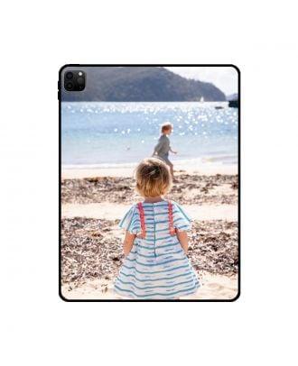 Personlig iPad Pro 12.9 (2020) telefonetui med dit eget design, fotos, tekster osv.