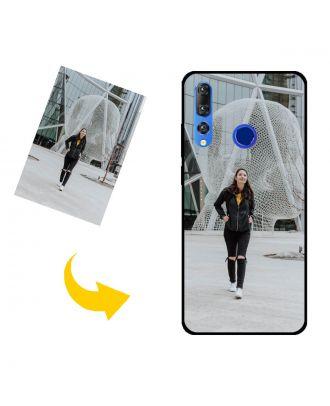 Aangepast Lenovo K6 Enjoy telefoonhoesje met uw foto's, teksten, ontwerp, etc.