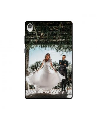 Aangepast Lenovo Tab M8 (FHD) telefoonhoesje met je eigen foto's, teksten, ontwerp, etc.