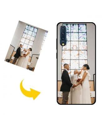 Tilpasset Lenovo Z6 telefonetui med dine fotos, tekster, design osv.
