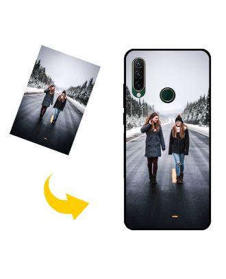 Aangepast Lenovo Z6 Youth telefoonhoesje met je eigen foto's, teksten, ontwerp, etc.