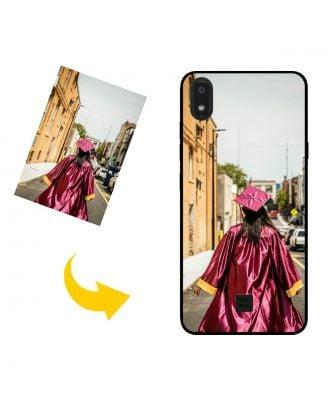 Tilpasset LG K20 (2019) telefonetui med dine fotos, tekster, design osv.