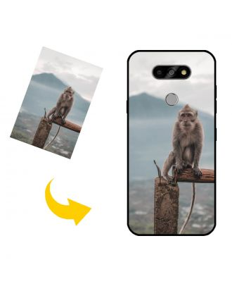 Custom Made LG K31 Phone Case with Your Own Design, Photos, Texts, etc.