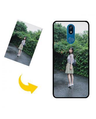 Kendi Tasarımınız, Fotoğrafları, Metinleri vb.İle Kişiselleştirilmiş LG K40 Telefon Kılıfı