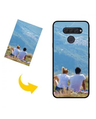Personalized LG K50 Phone Case with Your Own Photos, Texts, Design, etc.