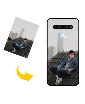 Custom Made LG Q61 Phone Case with Your Photos, Texts, Design, etc.
