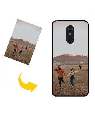 Fotoğraflarınız, Metinleriniz, Tasarımınız vb.İle Özel Yapılmış LG Stylo 5 Telefon Kılıfı