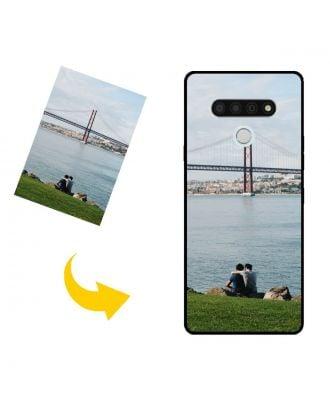 Carcasa de teléfono LG Stylo 6 personalizada con sus fotos, textos, diseño, etc.