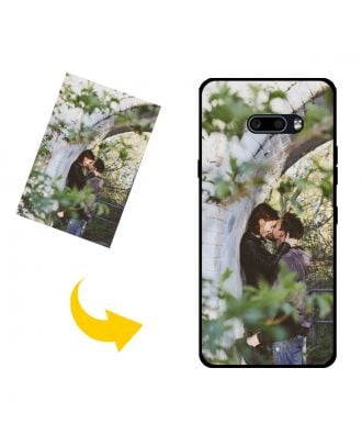 Custom LG V50S ThinQ 5G Phone Case with Your Own Photos, Texts, Design, etc.