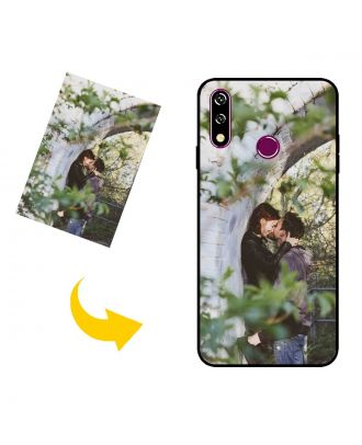 Carcasa de teléfono LG W10 personalizada con sus propias fotos, textos, diseño, etc.