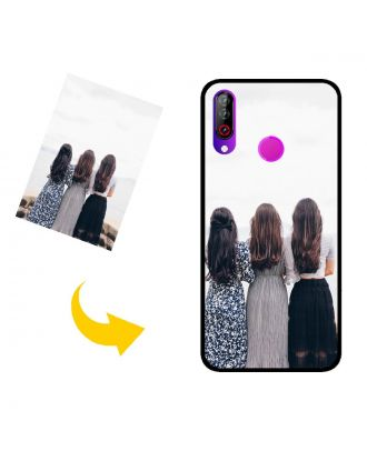 Custom LG W30 Phone Case with Your Own Design, Photos, Texts, etc.