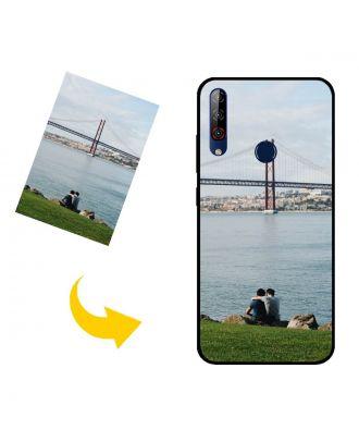 Виготовлений на замовлення LG W30 Pro чохол для телефону з вашими фотографіями, текстами, дизайном тощо.