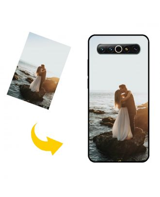Carcasa de teléfono MEIZU 17 Pro personalizada con sus propias fotos, textos, diseño, etc.