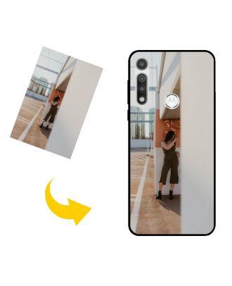 Carcasa de teléfono Motorola Moto G Fast personalizada con su propio diseño, fotos, textos, etc.