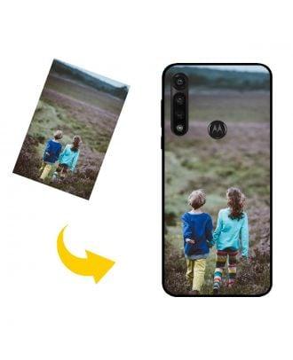 Виготовлений на замовлення Motorola Moto G Power чохол для телефону з вашими фотографіями, текстами, дизайном тощо.