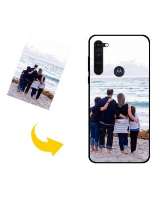 Personalized Motorola Moto G Pro Phone Case with Your Own Photos, Texts, Design, etc.
